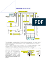 House Electrical Circuits
