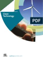 Sydney Australia's Green Sector Opportunity