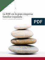 La RSE en La Gran Empresa Familiar