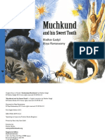Muchkund and His Sweet Tooth - English