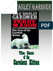 The Case of the Careless Kitten - Perry Mason - (in Nice Format)