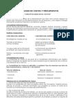 Apuntes de Contabilidad de Costos y Presupuestos