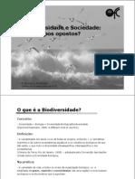 Biodiversidade Francisco Andrade