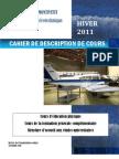 Cahier Description de Cours Hiver 2011 Ena Liens