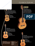 Admira Guitars Brochure Pages 2010