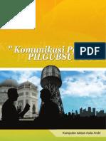 Buku Komunikasi Politik Pilihan Raya Indonesia