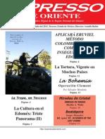 Expresso de Oriente 1 de Julio Del 2013