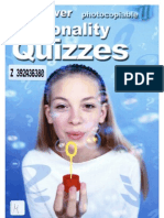 41075128 Personality Quizzes