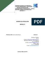 Modulo I Diseño de Instrucción