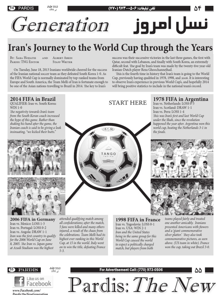tng 10 high-res pdf | Fifa World Cup | Iran