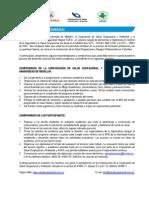Saludo de Bienvenida (Diplomado NTC-OHSAS 18001)