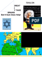 !Shalom Building a Great Nation Doesn't Only Take Brains