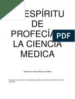 El Espiritu de Profecia y La Ciencia Medica