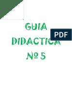 GUIA DE 1º GRADO.(ALE) docx