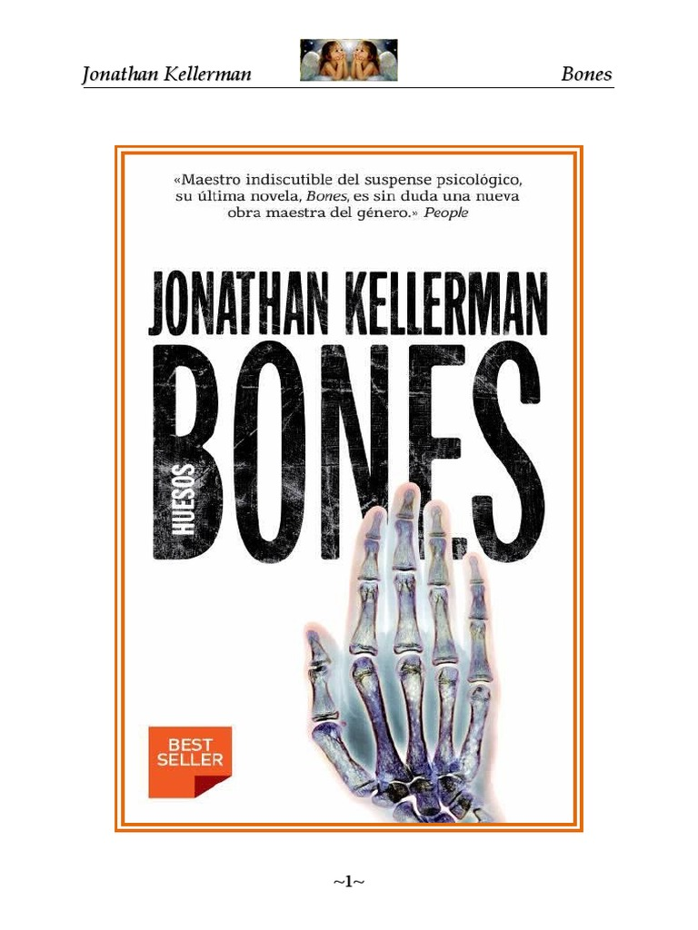 separation shoes 78db0 17b15 Kellerman Jonathan - Alex Delaware 23 - Bones
