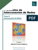 Protocolos de Interconexion de Redes