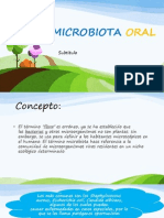 La Microbiota Oral