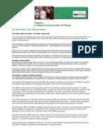 Managing Change as It Happens