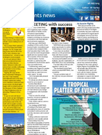 Business Events News for Mon 01 Jul 2013 - MEETING with Success, DMS celebrates, BECA welcomes consultation, HK steady as she goes, Getting to know and much more