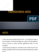Teconologia ADSL
