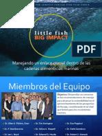 Little Fish Big Impact - Presentación Daniel Pauly