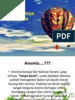 Anemia Pada Remaja