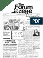 The Forum Gazette Vol. 1 No. 3 July 1-15, 1986
