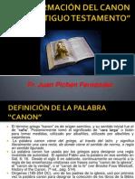 Formacion Del Canon Del Antiguo Testamento (1)
