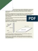 Analisis de Estructuras Isostaticas Estructuras i