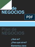 Plan de Negocios Bp