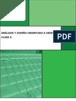 ADOO Clase 5 Manual