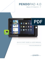 PendoPad7 User Manual