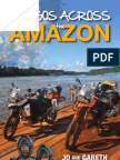 Gringos Across the Amazon - First Chapter by Gareth Morgan