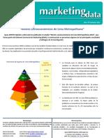 MKT Data NSE Gran Lima 2012