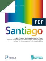 CUADERNILLO y Programa Escuela de Invierno 2013