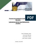 Informe Final de La Investigacion Cualitativa de Mercado Med