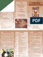 Mowanjum Seminar Brochure