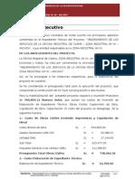 V. Resumen Ejecutivo Sunarp CASMA