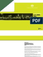 La Lima Del Futuro Espanol