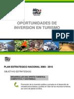 MINCETUR Oportunidades Inversion Turismo Rosana Correa