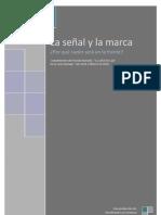 LA SEÑAL Y LA MARCA (1p)