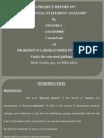 Financial Statement Analysis - Ppt(25!06!2013)
