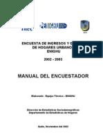 Manual Del Encuestador-EnIGHU