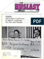 JF and 4-H Enthusiast Volume 49-Number 2 Apr-Jun 1987 - Newsletter