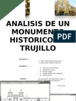 133156943 Presentacion Final Del Centro Historico de Trujillo