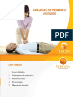 Primeros Auxilios Positiva 2009 86 Diapositivas