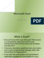 Excel Formulas