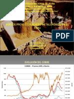 Nuevos Proyectos Minero Metalurgicos en El Peru Universidad de Piura 30 Nov 2010