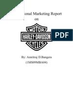 Harley Davidson by Amritraj D Bangera