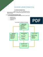 5. Administración de la Productividad Total (APT)